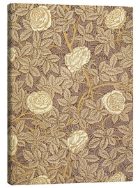 Canvastavla  Roses - William Morris
