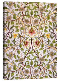 Canvastavla  Daffodil - William Morris