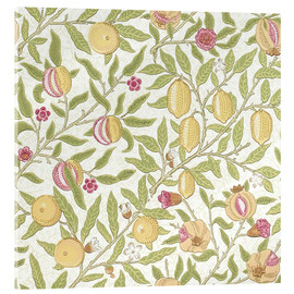 Akrylglastavla  Fruit or Pomegranate - William Morris