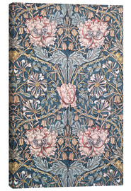 Canvastavla  Honeysuckle - William Morris