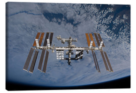 Canvastavla  International Space Station - Stocktrek Images