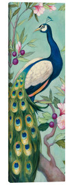 Canvastavla  Pretty Peacock II - Julia Purinton