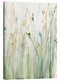 Canvastavla  Spring Grasses II - Avery Tillmon
