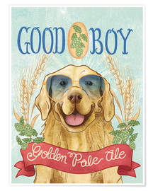 Premiumposter  Beer Dogs II - Mary Urban
