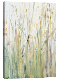 Canvastavla  Spring Grasses I - Avery Tillmon