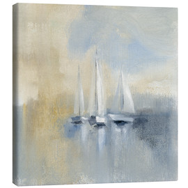 Canvastavla  Morning Sail I - Silvia Vassileva