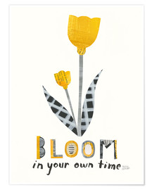 Premiumposter  Bloom IV - Melissa Averinos