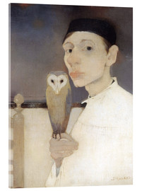 Akrylglastavla  Jan Mankes - Jan Mankes