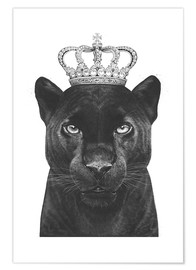 Premiumposter The King panthers