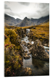 Akrylglastavla  Fairy Pools, Isle of Skye - Sören Bartosch